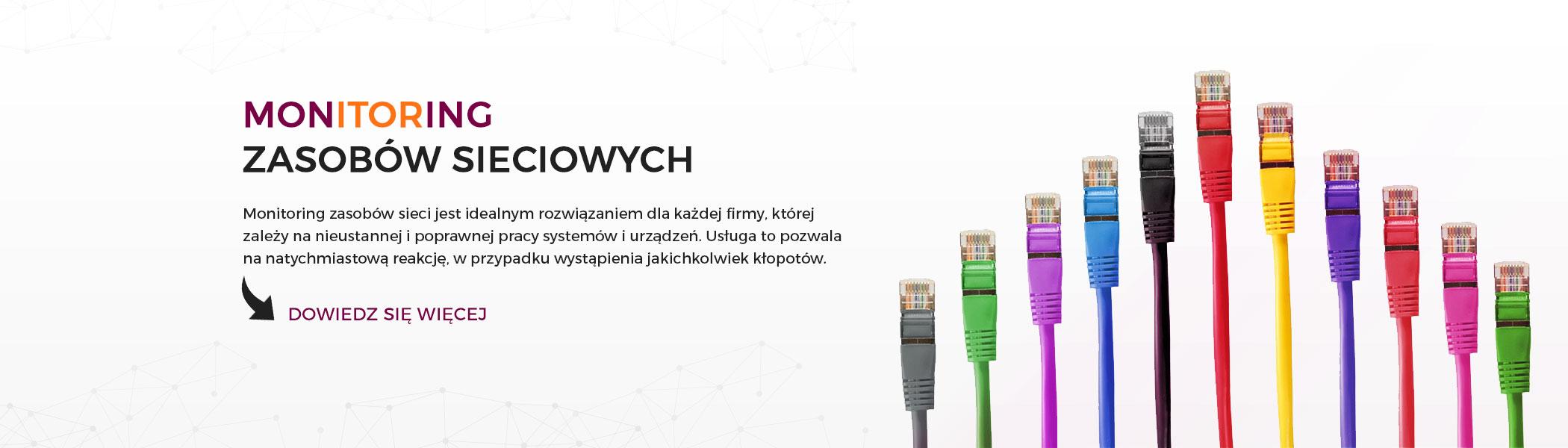 monitoring zasobów sieciowych